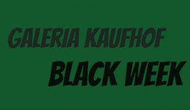Kaufhof Black Week