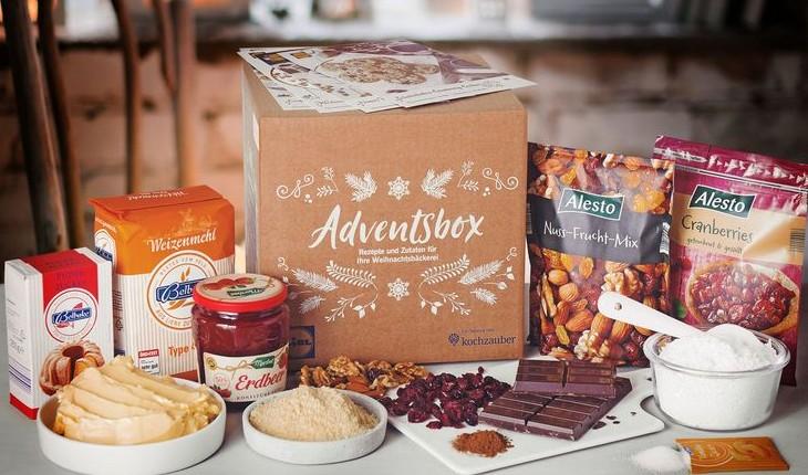LIDL Adventsbox