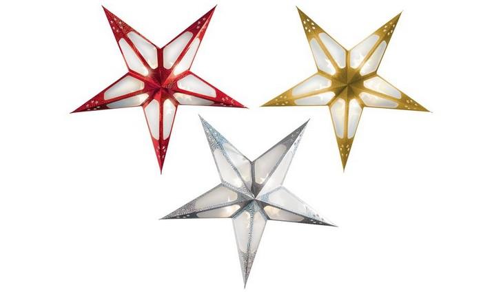 LIDL Leuchtstern