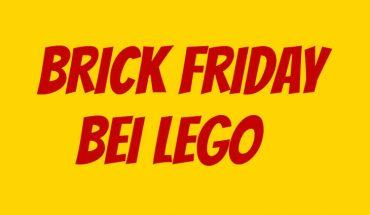 LEGO Brick Friday