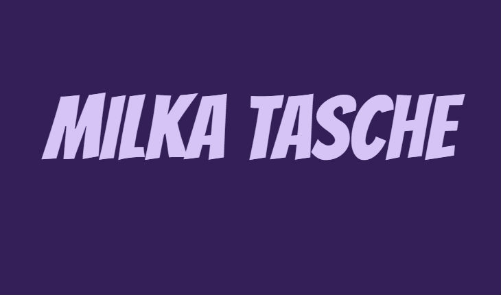 Milka Tasche