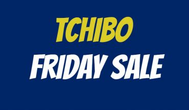 Tchibo Friday Sale