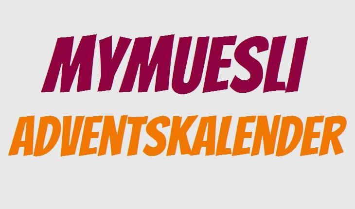 MyMuesli Adventskalender