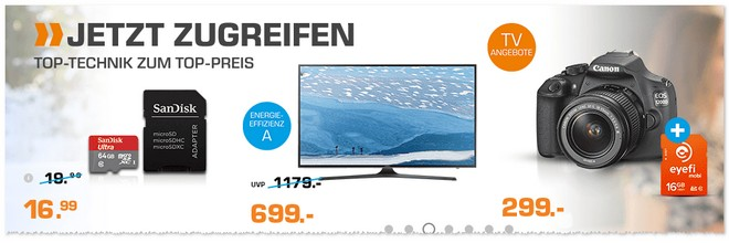 Saturn Angebot ab 21.11.2016
