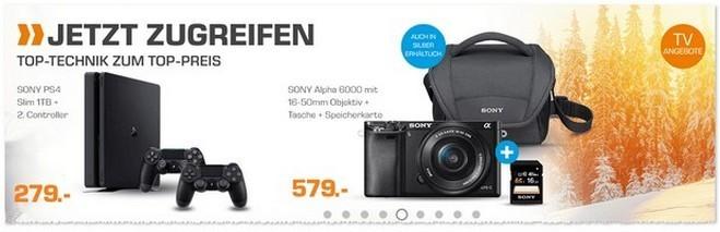 Sony Systemkamera