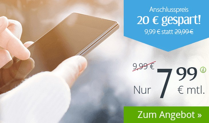 WinSIM LTE All Handytarif Angebot