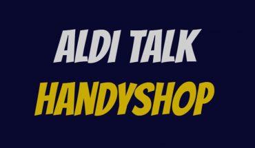 ALDI Handyshop