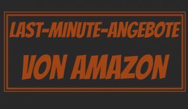 Amazon Last-minute