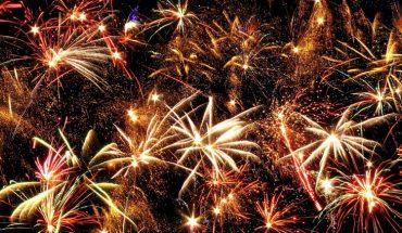 Kaufland Feuerwerk