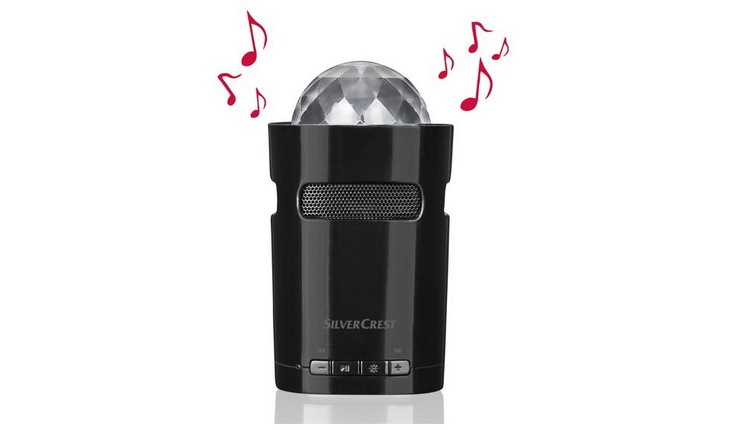 LIDL Mini-Lautsprecher