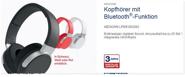 ALDI Bluetooth Kopfhörer