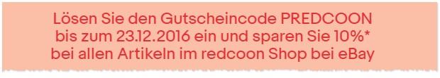 Redcoon Gutschein