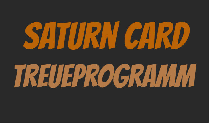 Saturn Card