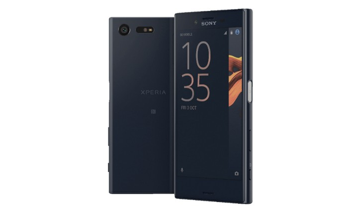 Sony Xperia X Compact: Saturn Prospekt Angebot