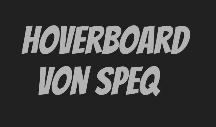 Speq Hoverboard