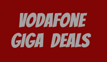 Vodafone Giga Deals