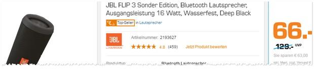 JBL Flip 3 Lautsprecher