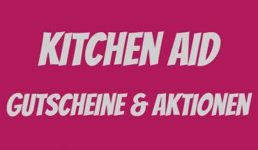 Kitchen Aid Gutschein
