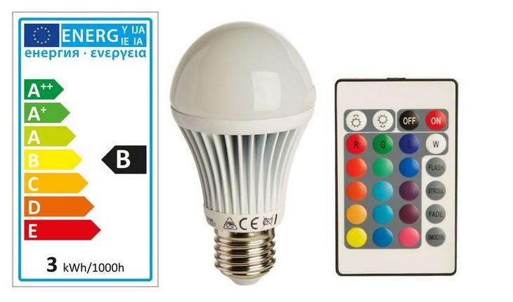 LIDL Farbeffektlampe