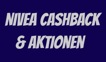 Nivea Cashback