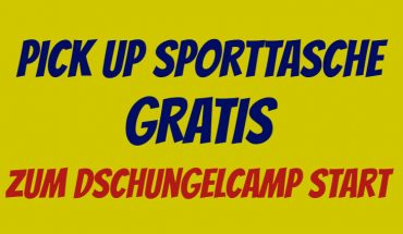 Pick Up Sporttasche