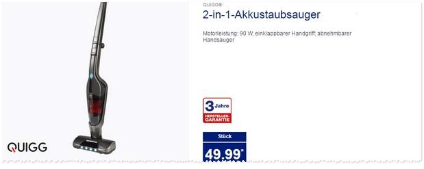 Severin Staubsauger als ALDI Nord Angebot ab 10.7.2017