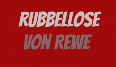 REWE Rubbellose
