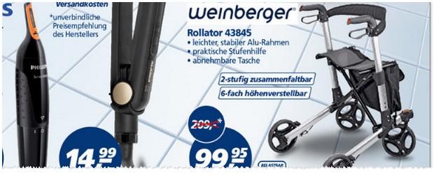 Weinberger Rollator