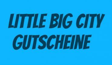 Little Big City Gutschein