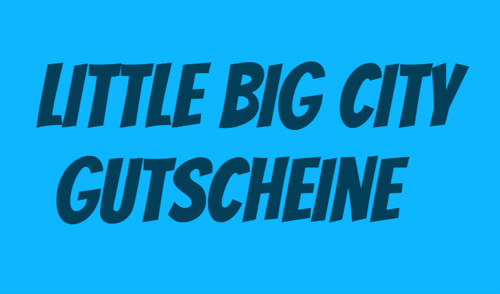Little Big City Gutschein