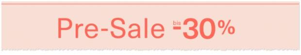 Amazon Fashion Pre-Sale