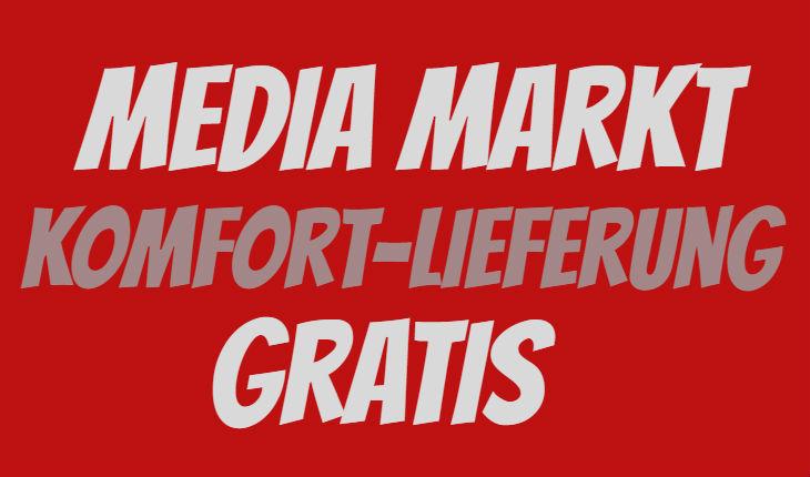 Media Markt Komfort-Lieferung