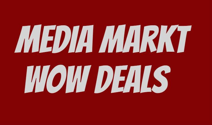 Media Markt WOW Deals
