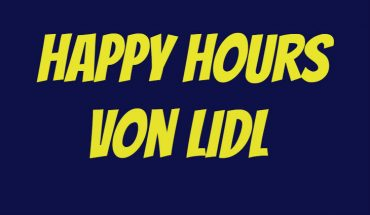 LIDL Happy Hour