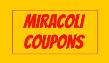 Miracoli Coupon