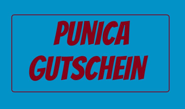 Punica Gutschein